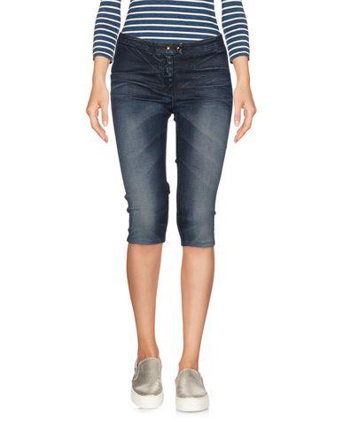 Cycle bermuda en jean femme
