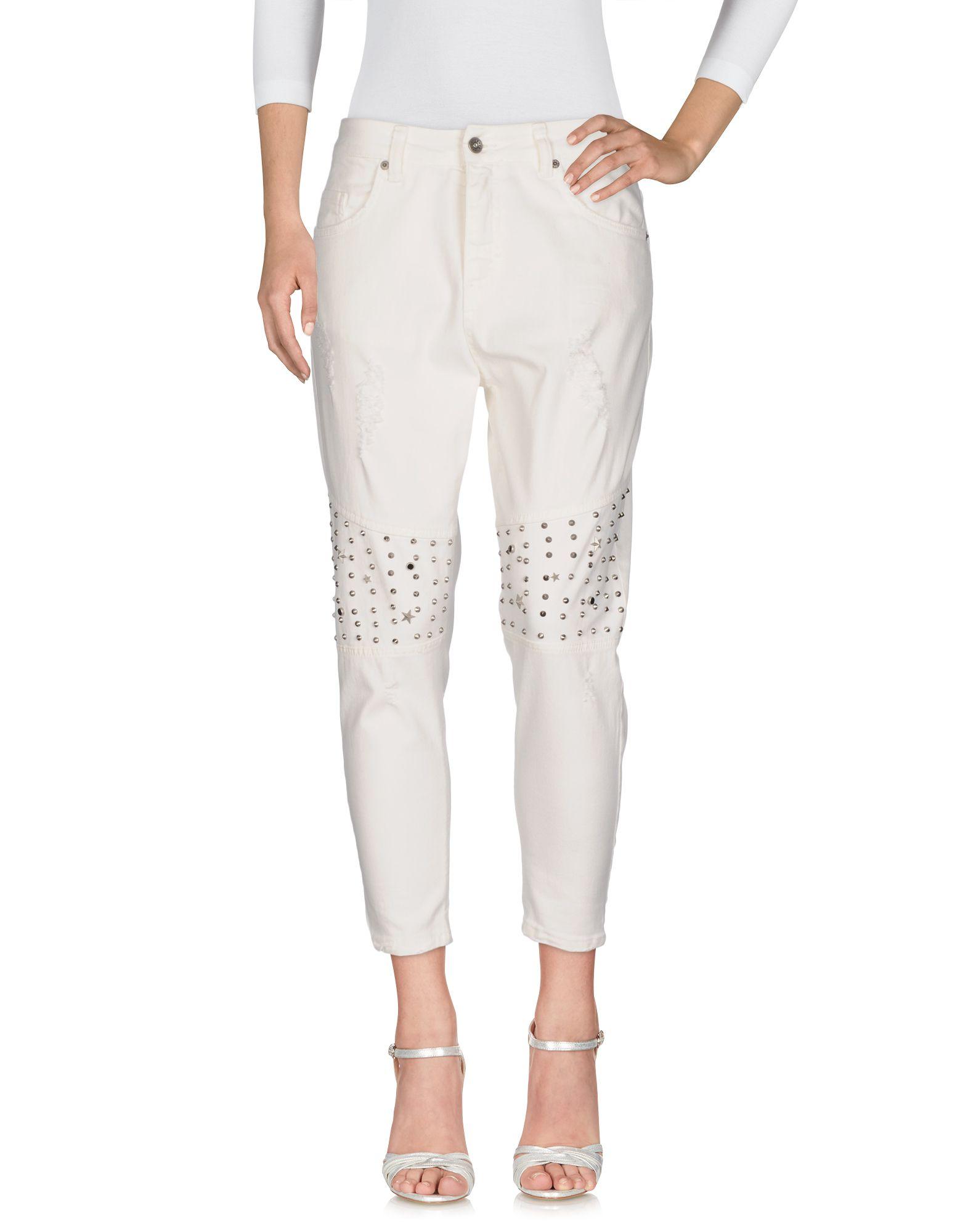 BERNA Джинсовые брюки