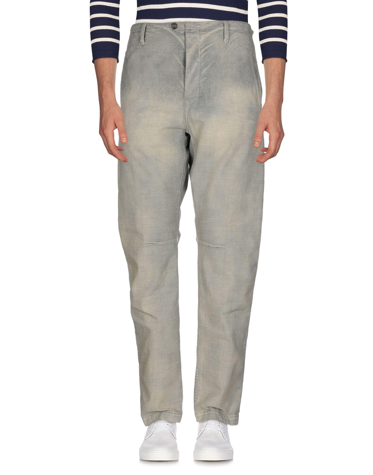 WRIGHT'S 2K STANDARD Джинсовые брюки k 1534