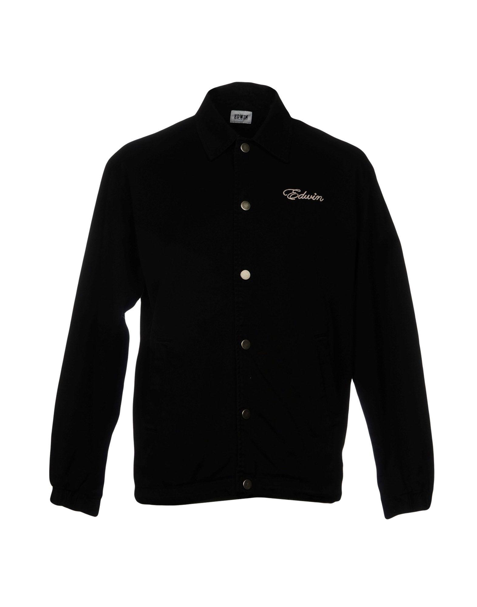 EDWIN Джинсовая верхняя одежда avignon джинсовая верхняя одежда
