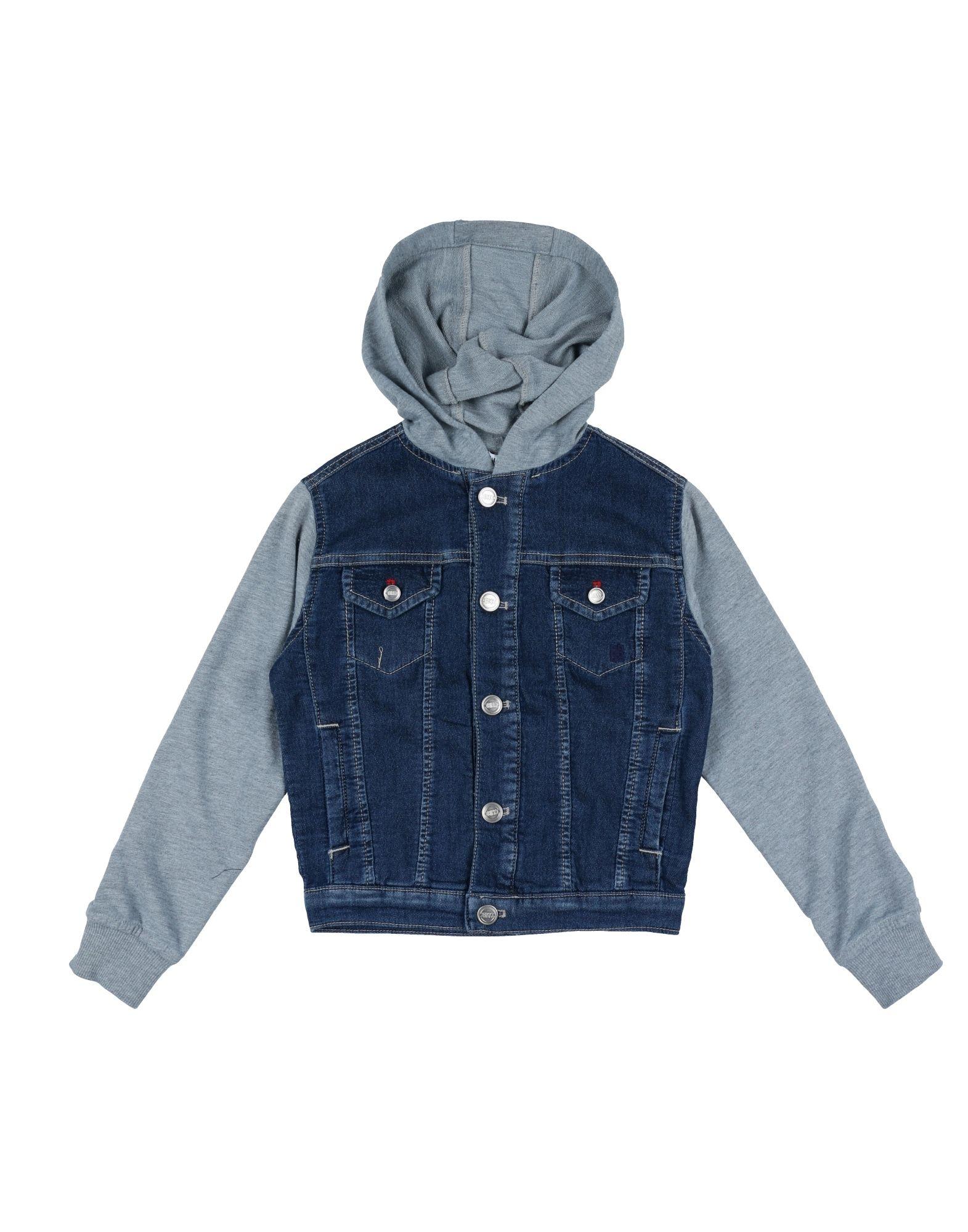 BIKKEMBERGS Джинсовая верхняя одежда wellber детская одежда 110