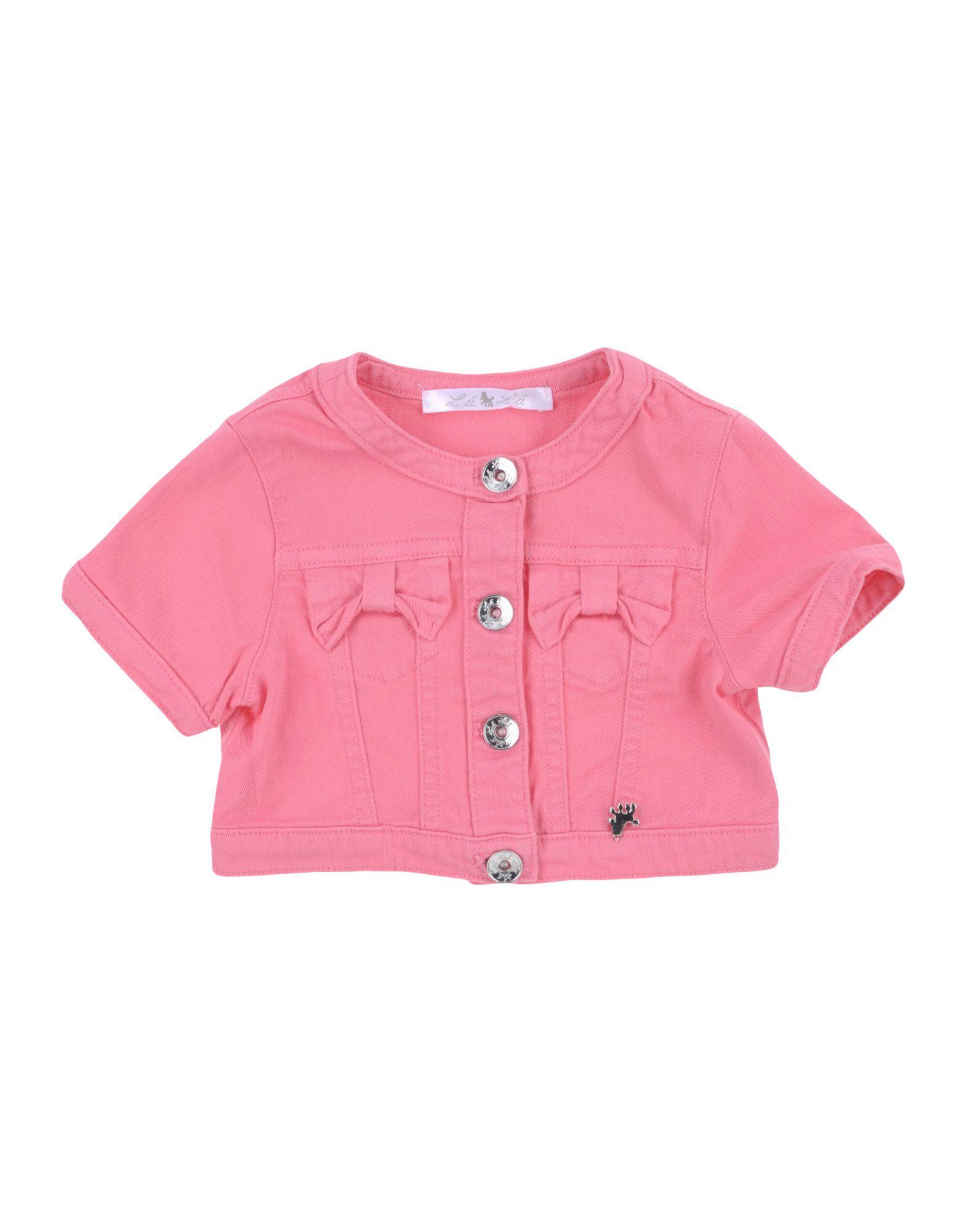 L:Ú : by MISS GRANT Джинсовая верхняя одежда