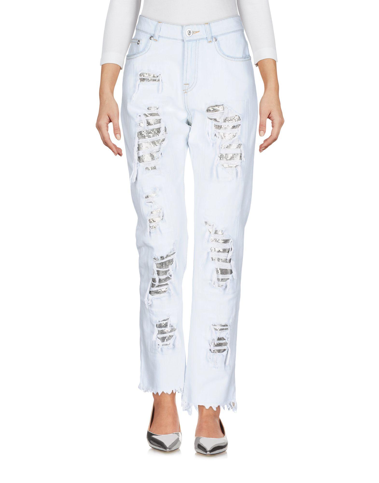 VERSUS VERSACE Джинсовые брюки versus versace джинсовые брюки