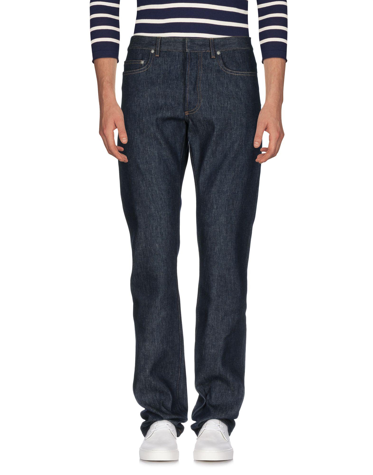DIOR HOMME Джинсовые брюки dior dior дезодорант стик homme 75 г