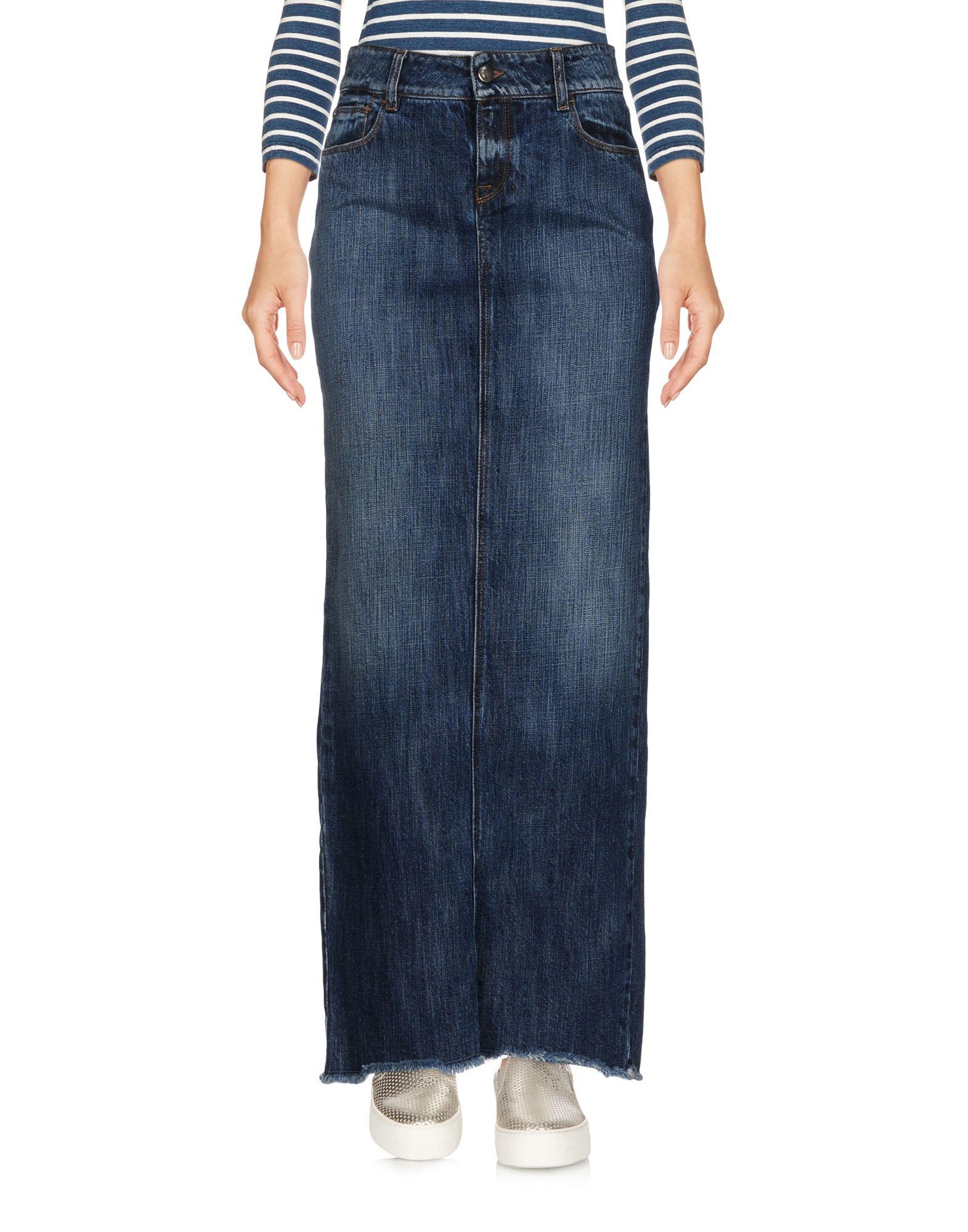 где купить MET Джинсовая юбка по лучшей цене