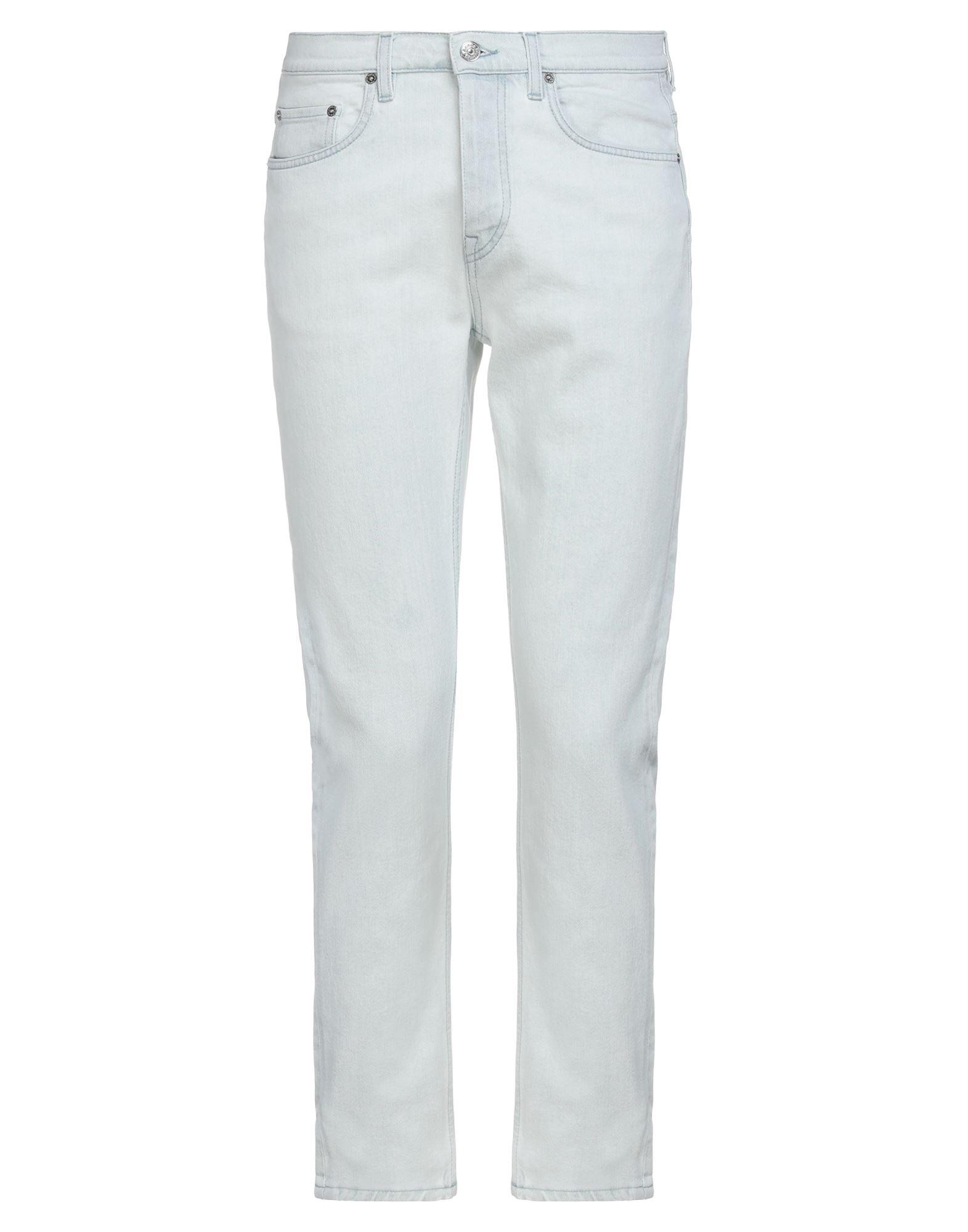 ACNE STUDIOS Джинсовые брюки acne studios серый свитшот из хлопка