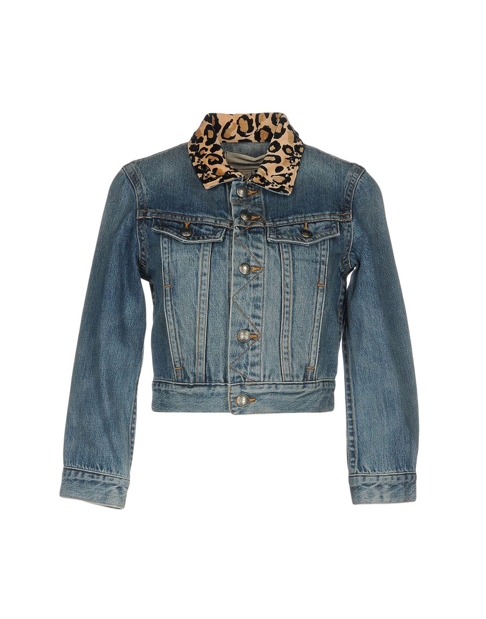 MARC BY MARC JACOBS Джинсовая верхняя одежда marc by marc jacobs джинсовая рубашка