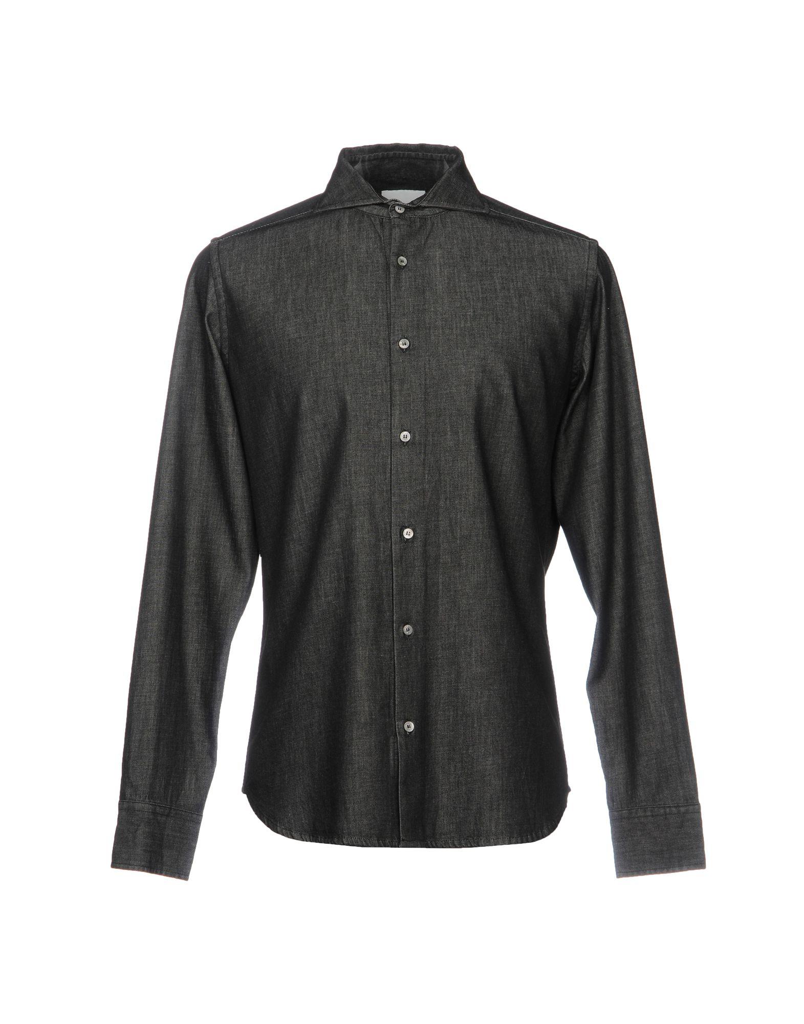 GUYA G. Джинсовая рубашка