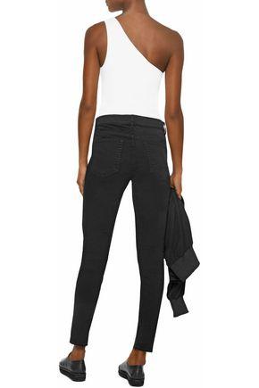 ... HELMUT LANG Mid-rise skinny jeans