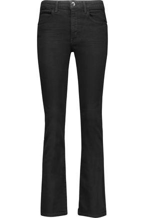 HELMUT LANG Mid-rise bootcut jeans