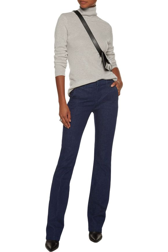 Vanessa mid-rise bootcut jeans | J BRAND | Sale up to 70% off | THE OUTNET