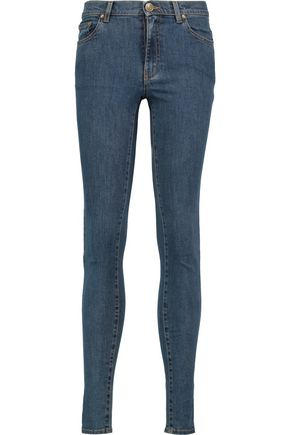 REDValentino High-rise skinny jeans