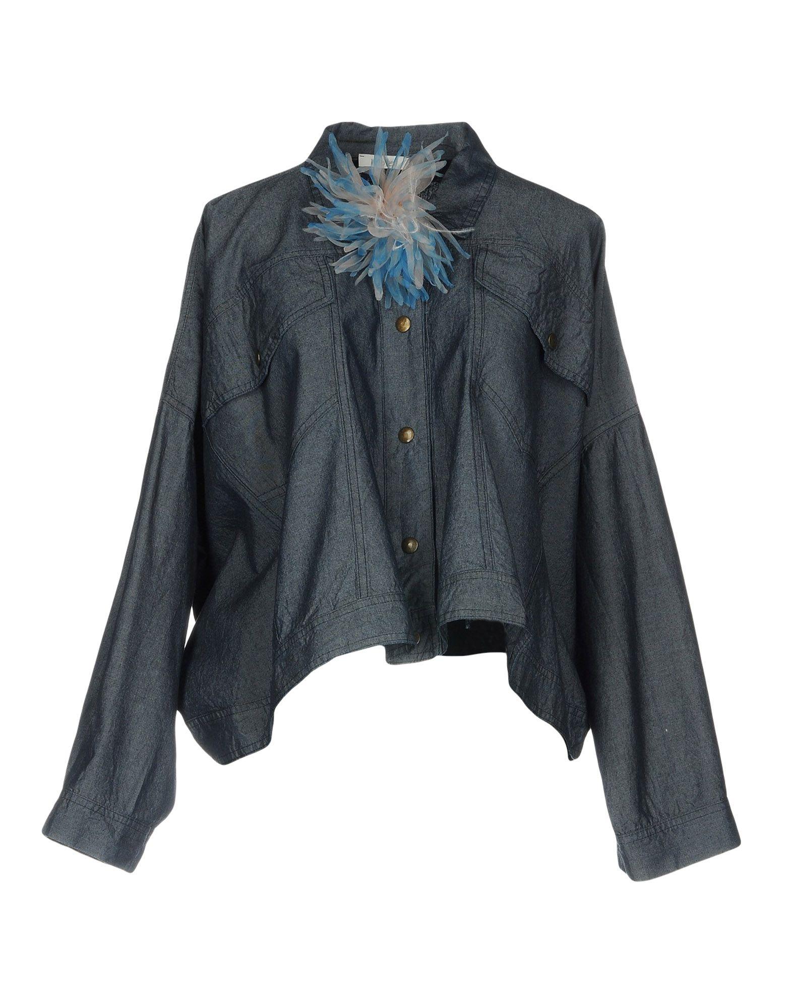 MOTEL Джинсовая верхняя одежда