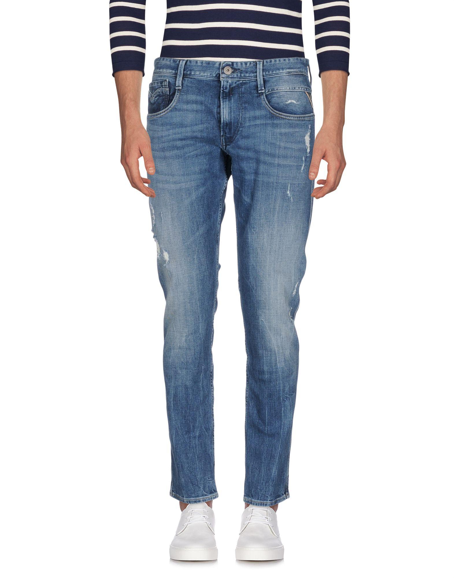 REPLAY Джинсовые брюки брюки джинсовые pinetti брюки джинсовые