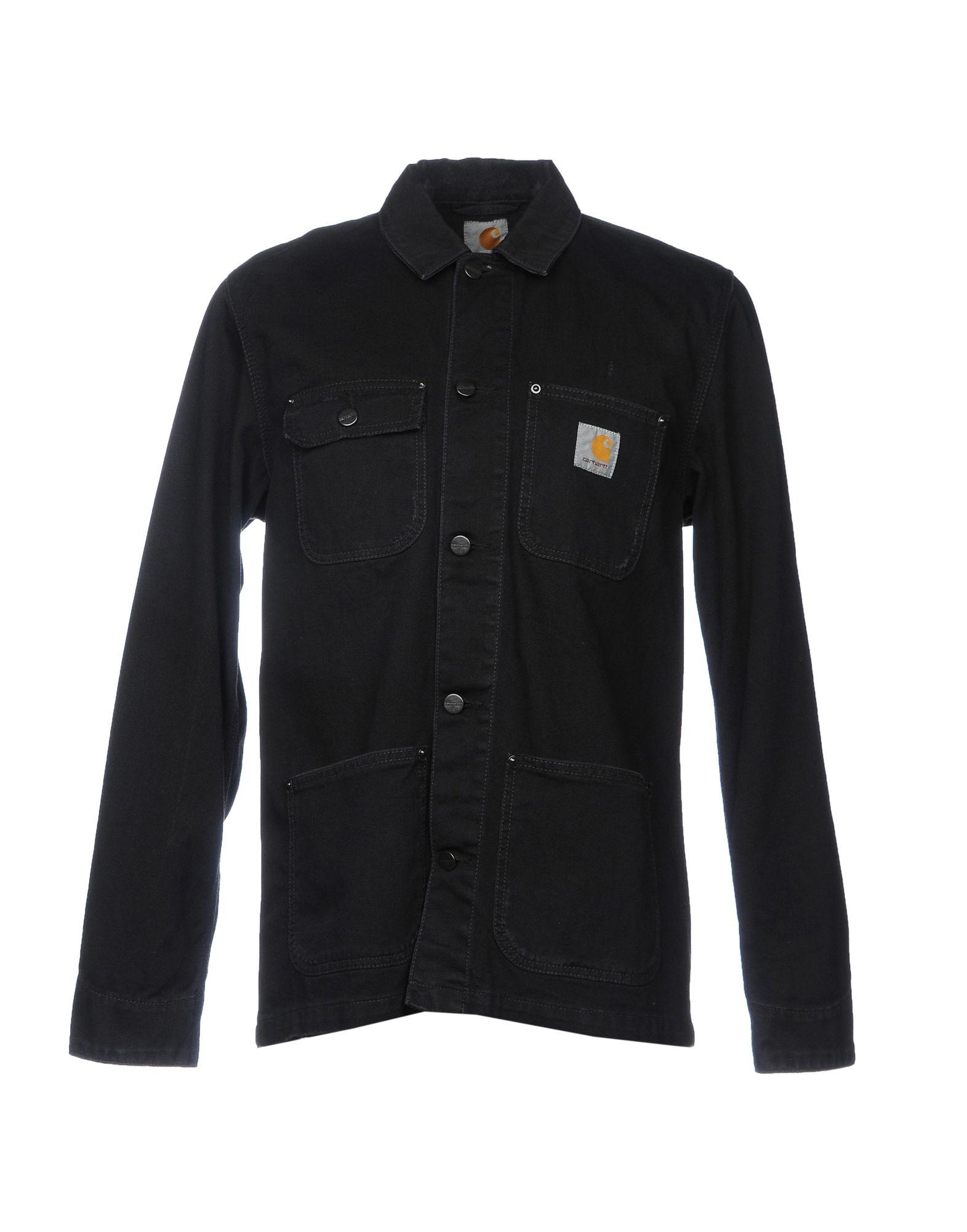CARHARTT Джинсовая верхняя одежда брендовая одежда