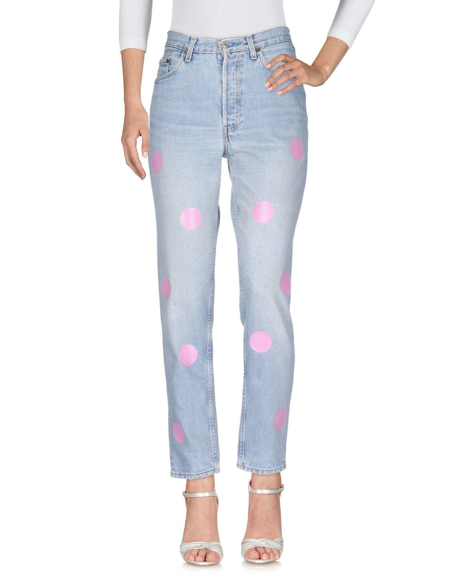 LEVI'S RED TAB Джинсовые брюки женские брюки лэйт светлый размер 50