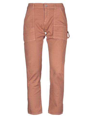 Купить Джинсовые брюки коричневого цвета