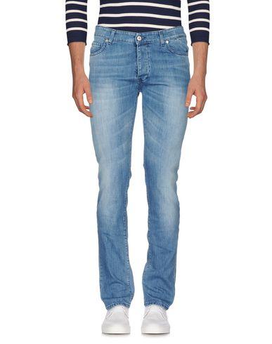 Джинсовые брюки от DOUBLE EIGHT