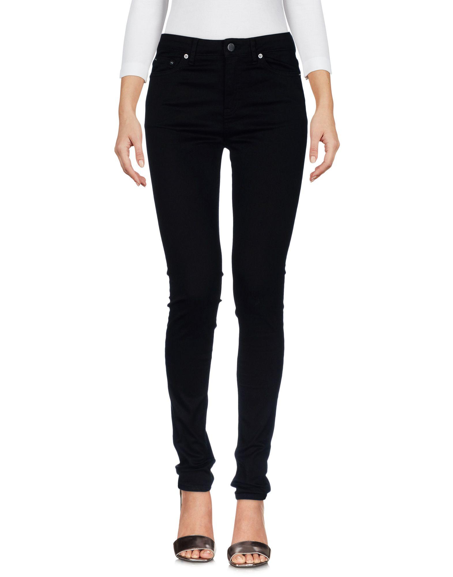 BLK DNM Джинсовые брюки blog