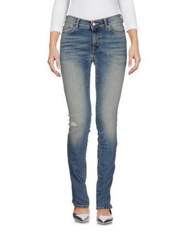 HTC Pantalon en jean femme