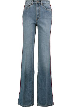 MARC BY MARC JACOBS High-rise wide-leg jeans