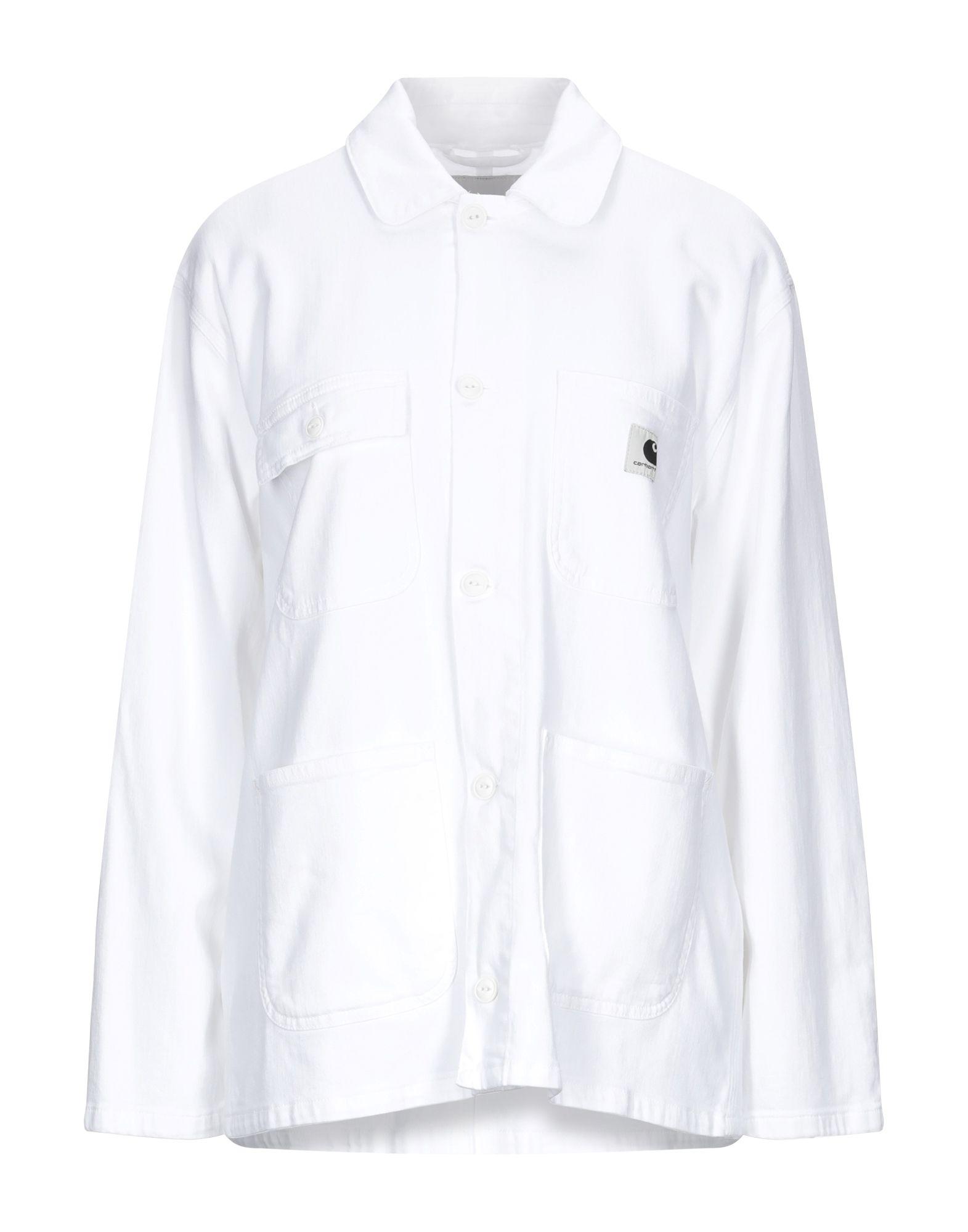 CARHARTT Джинсовая верхняя одежда topshop unique джинсовая верхняя одежда