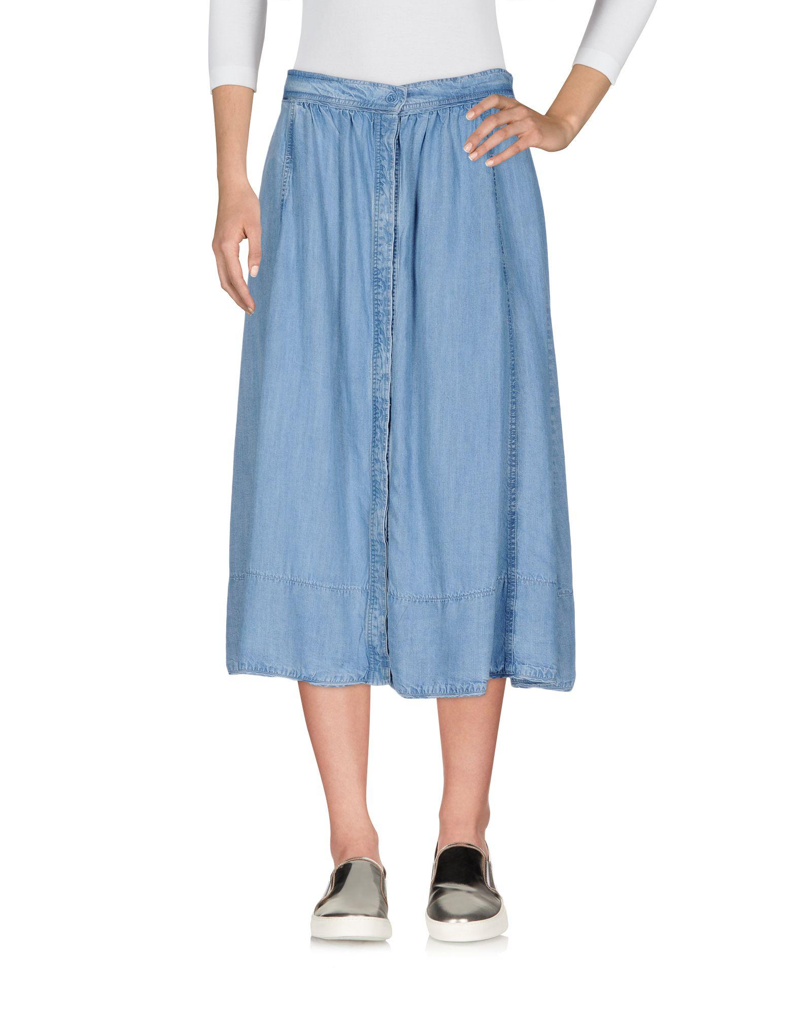 PAUL & JOE SISTER Джинсовая юбка