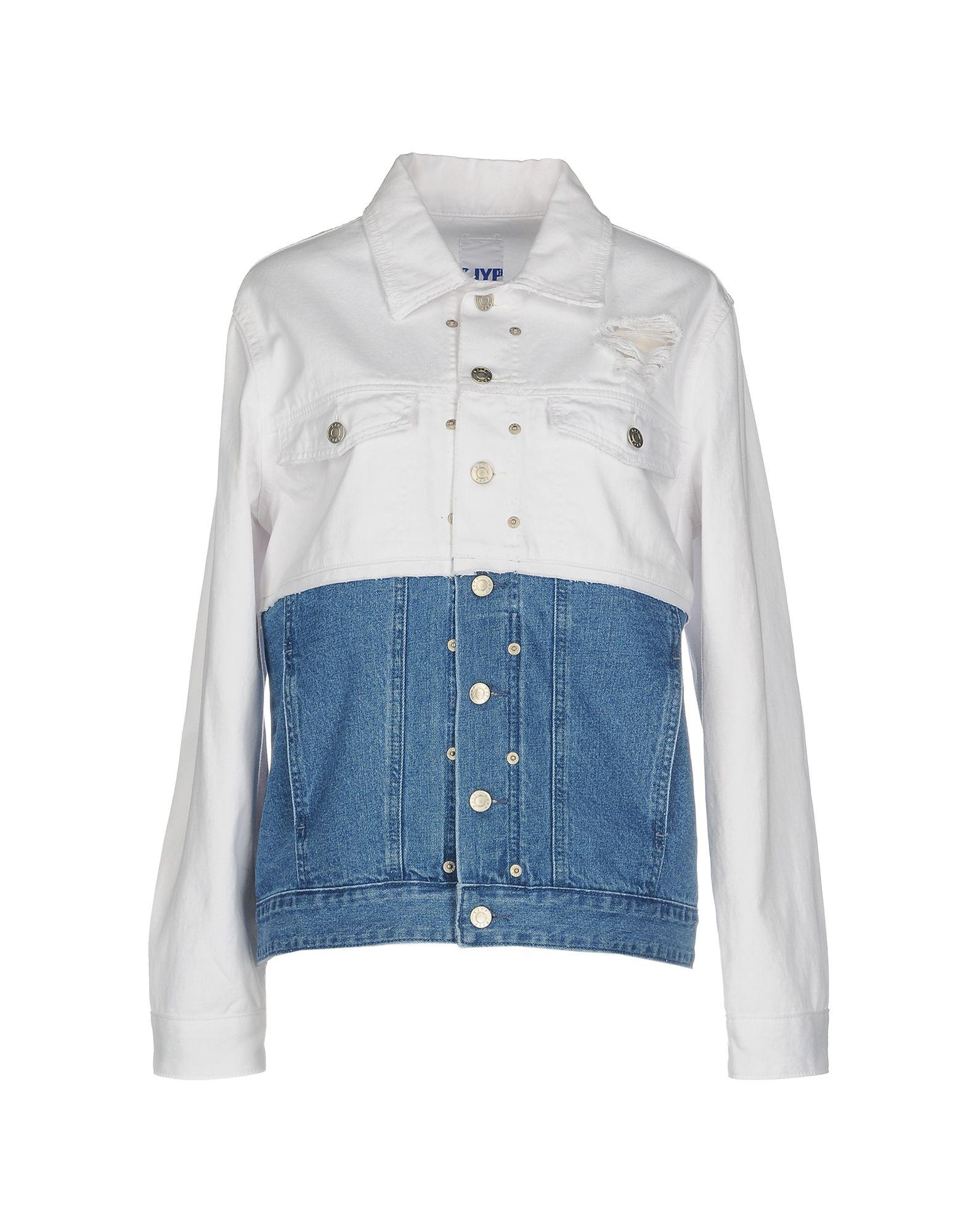 SJYP Джинсовая верхняя одежда верхняя одежда