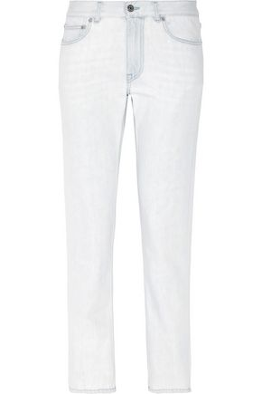 ACNE STUDIOS Bleached slim boyfriend jeans