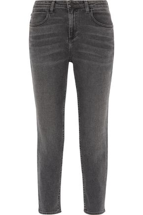 ALEXANDER WANG Ride high-rise jeans