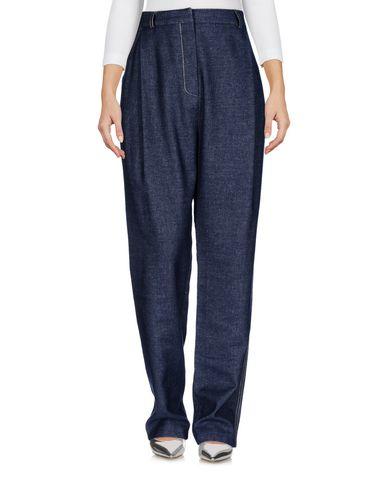 Джинсовые брюки от MEM.JS