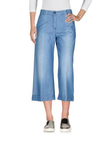 19.70 NINETEEN SEVENTY Pantacourt en jean femme
