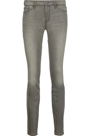 MARC BY MARC JACOBS Stick mid-rise slim-leg jeans