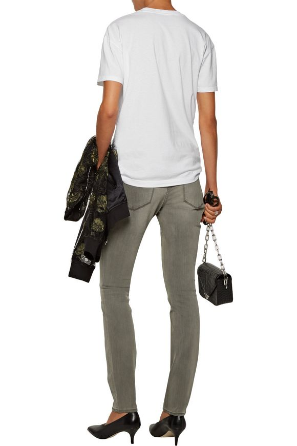 Stick mid-rise slim-leg jeans | MARC BY MARC JACOBS | Sale up to 70% off |  THE OUTNET