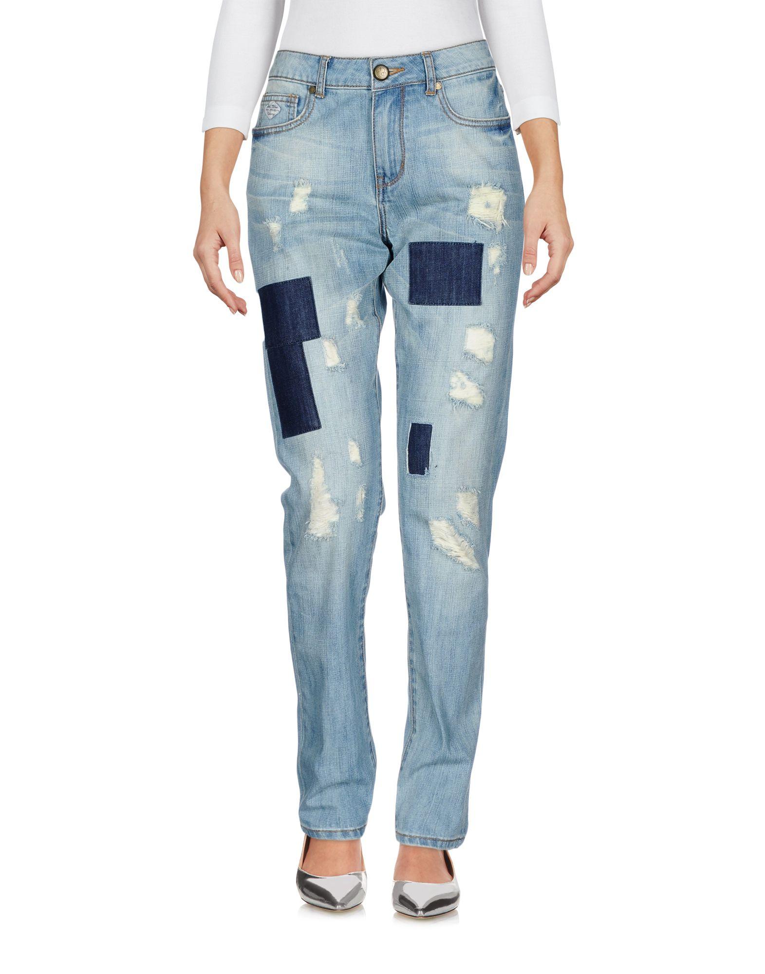 DUCK FARM Джинсовые брюки duck farm повседневные шорты