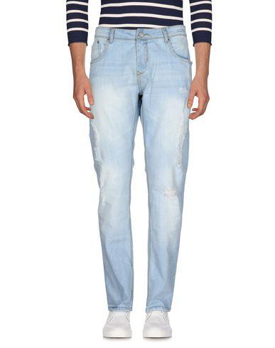 VICTOR COOL メンズ ジーンズ ブルー 54 コットン 98% / ポリウレタン 2%