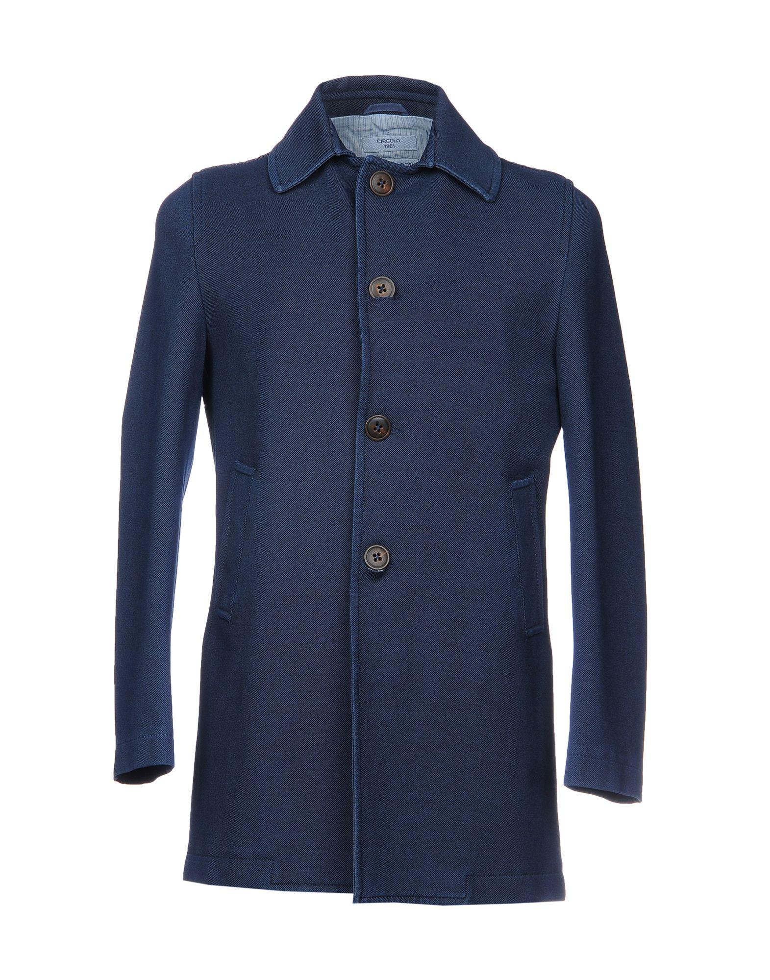 CIRCOLO 1901 Джинсовая верхняя одежда