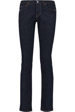 MAISON KITSUNÉ Low-rise skinny jeans
