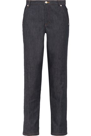 VANESSA SEWARD Dimitri mid-rise straight-leg jeans