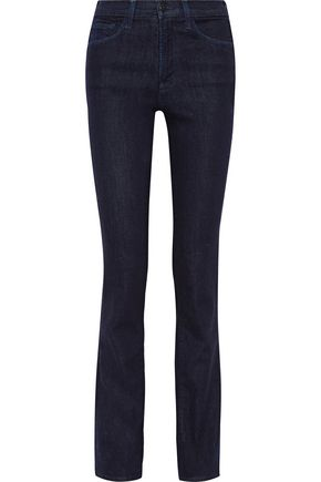 J BRAND Cameron high-rise bootcut jeans