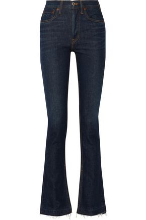 RE/DONE The Elsa high-rise flared jeans