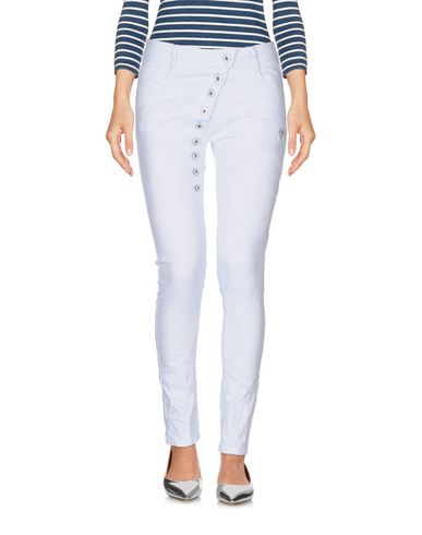 Джинсовые брюки от TANTRA
