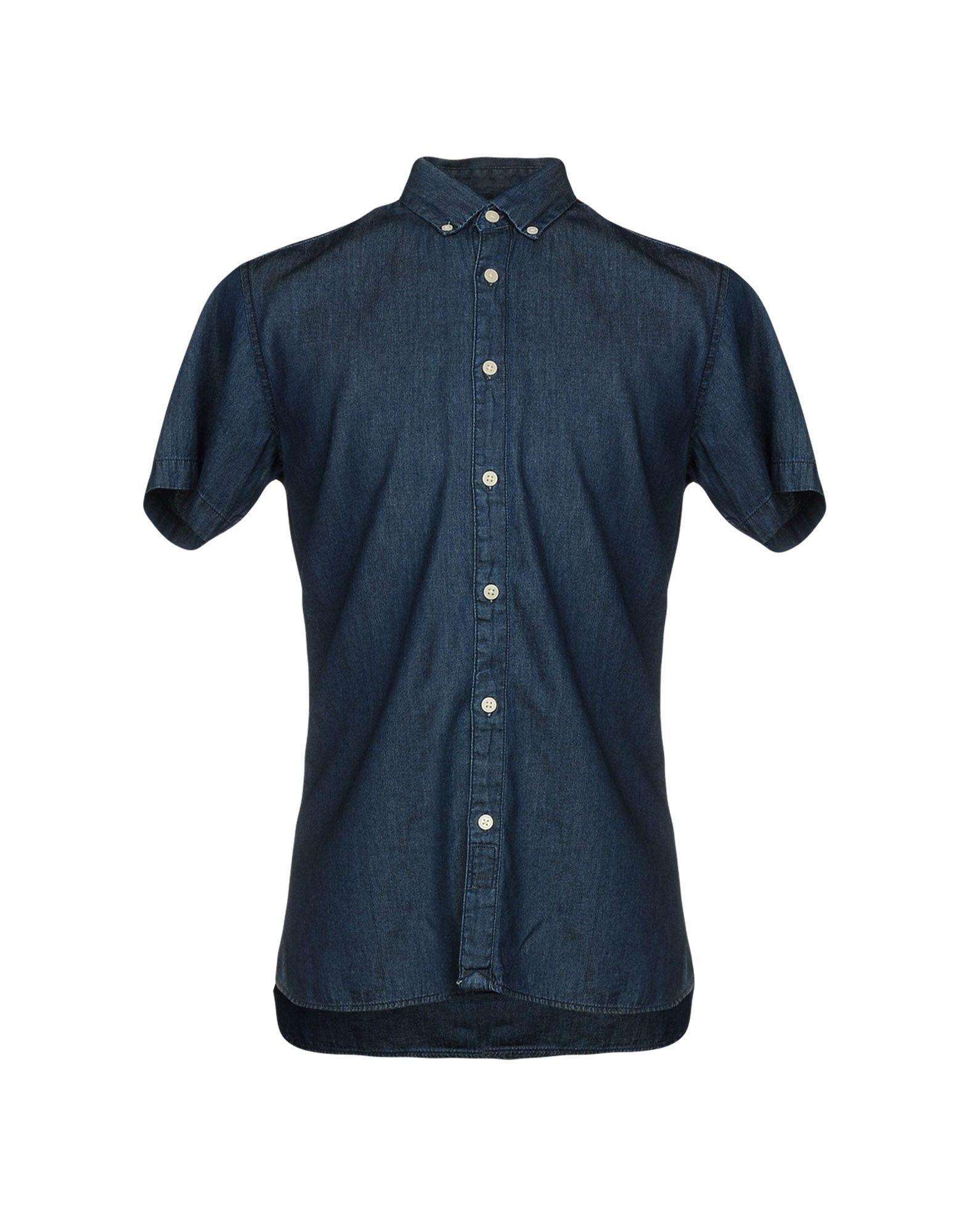 SELECTED HOMME Джинсовая рубашка