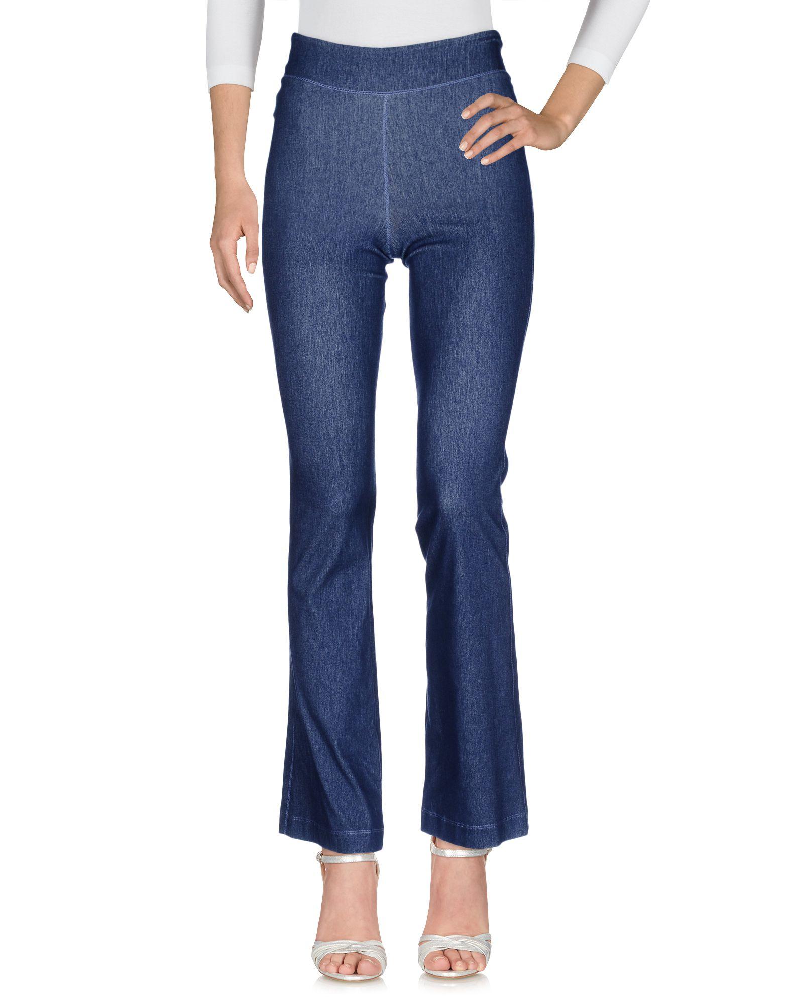 BLEU D'AZUR France Джинсовые брюки jijil le bleu джинсовые брюки