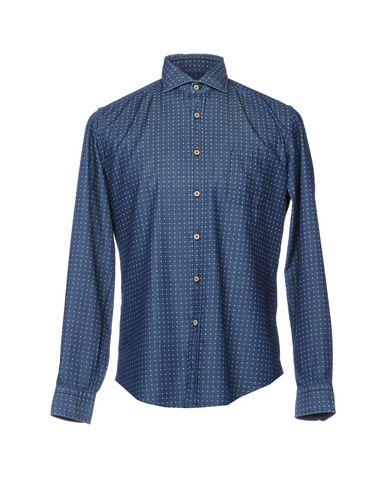 Джинсовая рубашка от ALESSANDRO GHERARDI