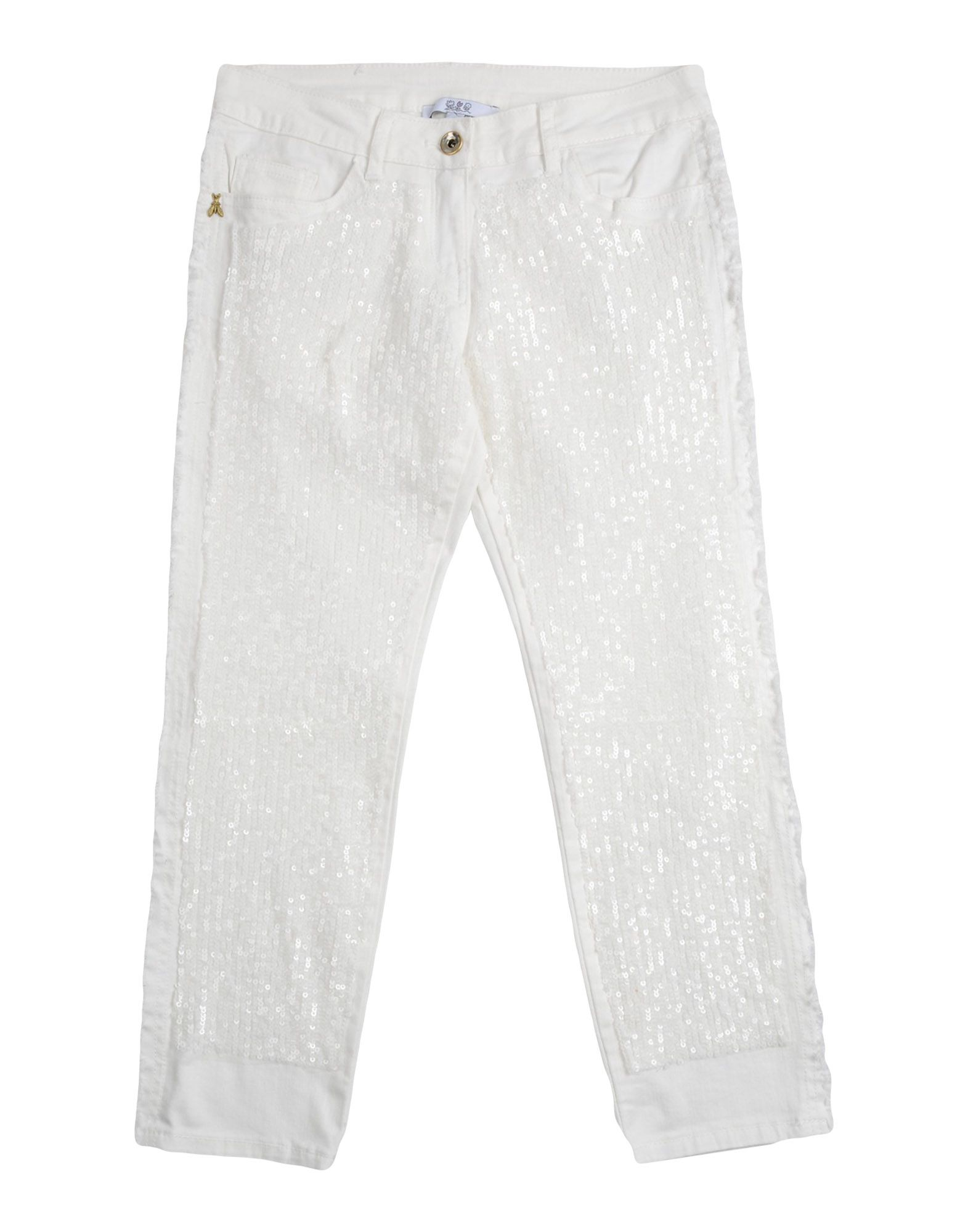 PATRIZIA PEPE Джинсовые брюки
