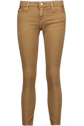 IRO Alyson low-rise cropped skinny jeans