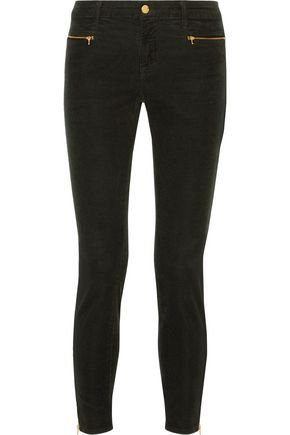 J BRAND Iselin cotton-blend corduroy skinny pants