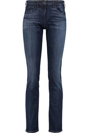 3x1 Mid-rise slim-leg jeans