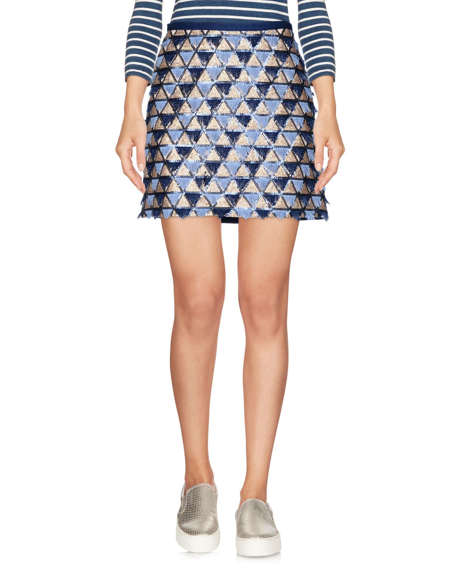 ALMAGORES Джинсовая юбка цена 2017